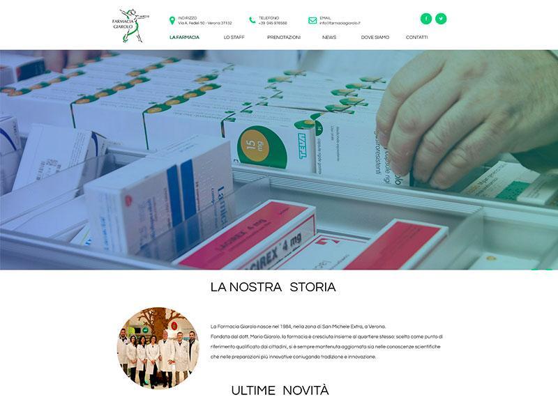 Siamo on-line con il nuovo sito web